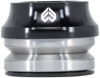 Eclat Wave Integrated Headset, Includes 16mm Top Cap and Two 3mm Spacers, Black