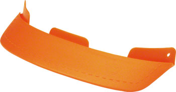 Nutcase Visor for Street and Little Nutty Helmet: Portland Orange
