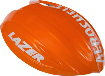 Lazer Z1 Aeroshell: Flash Orange MD