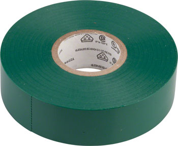 "3M Scotch Electrical Tape No.35 3/4"" x 66' Green"