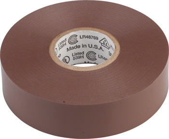 "3M Scotch Electrical Tape No.35 3/4"" x 66' Brown"