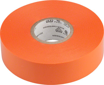 "3M Scotch Electrical Tape No.35 3/4"" x 66' Orange"