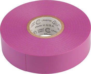"3M Scotch Electrical Tape No.35 3/4"" x 66' Violet"