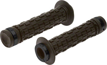 Answer Tread Locking Grips, Black with Black Clamps