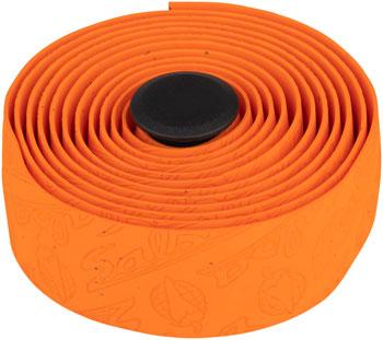 Salsa Gel Cork Handlebar Tape - Orange