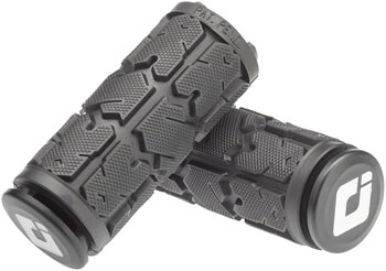 ODI Rogue Lock-On Grips - Black, Lock-On, Gripshift
