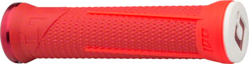 ODI AG1 Lock-On Grips Aaron Gwin 135mm Red/Fire Red