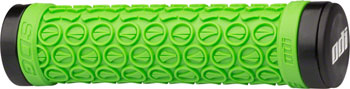 ODI SDG Grips - Lime Green, Lock-On