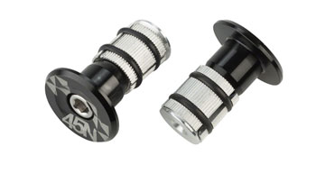 45NRTH Cobrafist Bar Plugs: Black