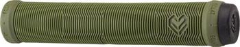 Eclat x ODI Pulsar Grips Army Green 165mm Length, 29.5mm Diameter