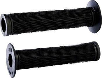 ODI Subliminal Grips - Black, Flange