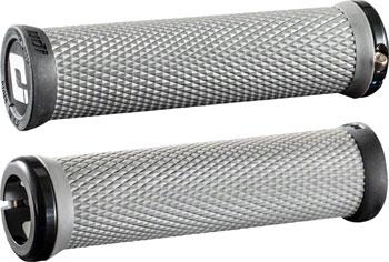 ODI Elite Motion Grips - Graphite Black, Lock-On