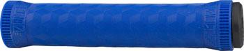ODI Cult DAK Grips - Bright Blue
