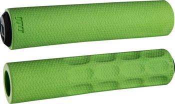 ODI F-1 Vapor Grips - Green