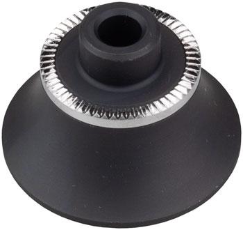 Spank Oozy Rear Hub Adaptor 10 x 135mm Thru Axle Black