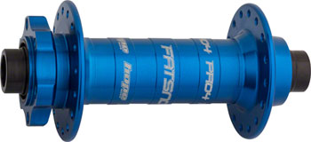 Hope Pro 4 Front Hub - 15 x 150mm, 6-Bolt, Blue, 32h