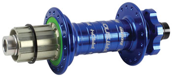 Hope Fatsno Pro 4 Rear Hub 32H 177mm x 12mm Blue