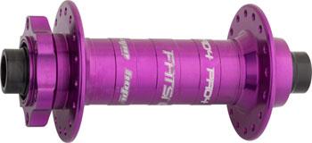 Hope Pro 4 Front Hub - 15 x 150mm, 6-Bolt, Purple, 32h