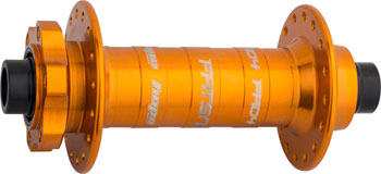 Hope Pro 4 Front Hub - 15 x 150mm, 6-Bolt, Orange, 32h