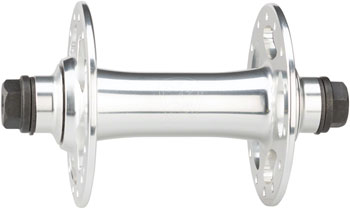 All-City New Sheriff SL 28h Front Hub Silver