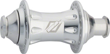 TNT Peacemaker 20mm Front Hub 36h Silver