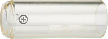 Salt Plus Echo V2 Nylon Peg Sleeve Clear