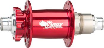Onyx MTB Rear Hub: XD, 12x148mm, 32 Hole, 6-Bolt Disc, Candy Red