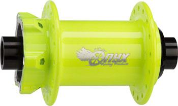 Bikeman Onyx MTB Front Hub: 15x110mm Boost, 32 Hole, 6-Bolt