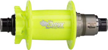 Onyx MTB Rear Hub: XD, 12x148mm, 32 Hole, 6-Bolt Disc, Fluorescent Yellow