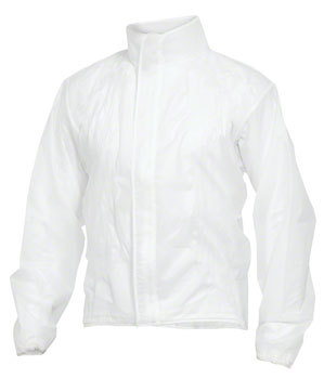 Bellwether Screaming Meemie Rain Jacket: Clear XL