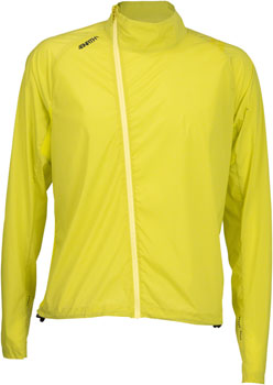 45NRTH Torvald Lightweight Jacket: Citron MD