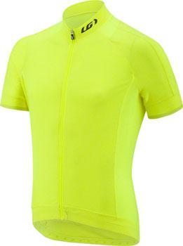 Garneau Lemmon 2 Men's Jersey: Bright Yellow SM