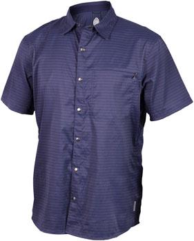 Club Ride Vibe Jersey - Navy, Short Sleeve, Men's, Medium