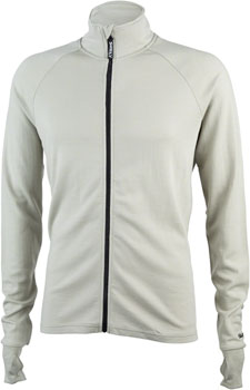 Surly Merino Men's Long Sleeve Jersey: Tan XL
