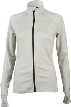 Surly Merino Women's Long Sleeve Jersey: Tan LG