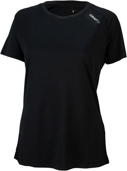 Craft Community Women's T-Shirt: Black LG