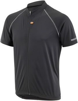 Garneau Manchester Jersey - Black, Short Sleeve, Men's, Small