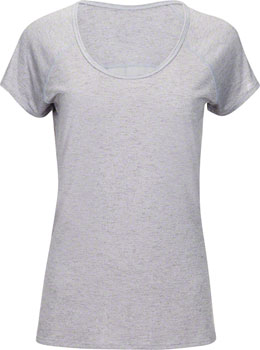 Zoot Sunset Tee Women's Top: Silver LG