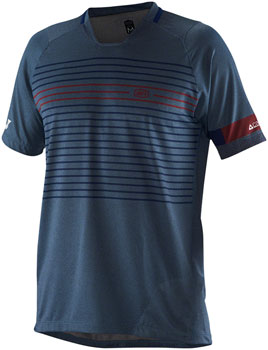 100% Celium Men's Jersey: Slate Blue MD