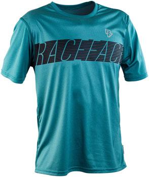 RaceFace Trigger Men's Jersey: Dark Spruce, LG