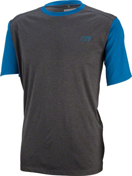 Bellwether Mathis Jersey - Charcoal, Short Sleeve, Men's, Small