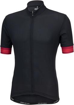 Bellwether Flight Jersey - Black, Short Sleeve, Men's, Small