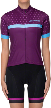 Bellwether Motion Jersey - Sangria, Short Sleeve, Women's, X-Large