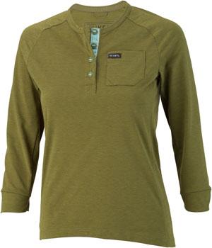 KETL 3/4 Sleeve Jersey - Avocado, 3/4 Sleeve, Women's, X-Large