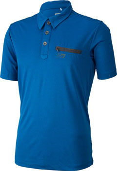 Bellwether Noble Jersey - Ocean, Short Sleeve, Men's, Large