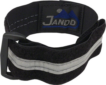 Jandd  Leg Band: Black Each