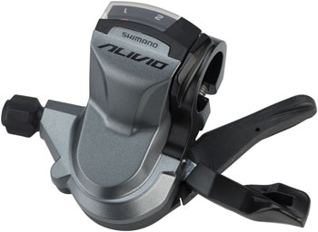 Shimano Alivio M4010 2-Speed Left Shifter