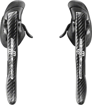 Campagnolo Chorus EPS Ergopower Shifter Set, 11-Speed, Carbon