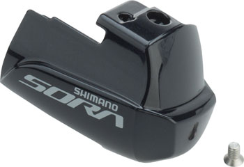 Shimano Sora ST-R3000 Shifter Lever Name Plate with Fixing Screw Left  Hand