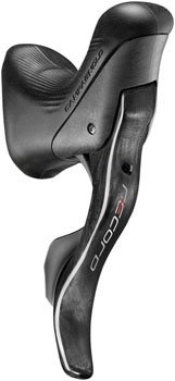 Campagnolo Record Ergopower Right Shift Lever, 12-Speed, Rear 140mm Hydraulic Disc Brake Caliper